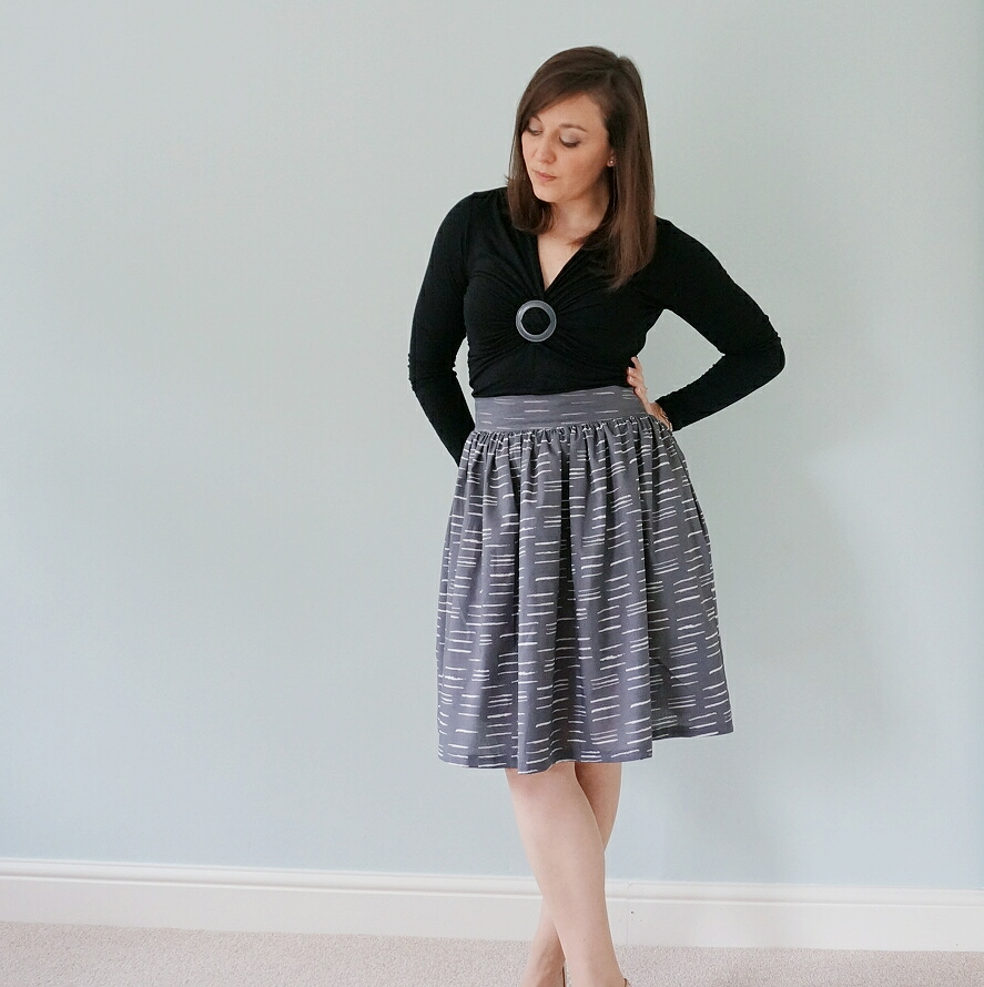 Tilly and the Buttons Clemence skirt