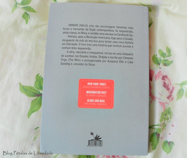 Resenha, livro, O-livro-dos-negros, Lawrence-Hill, Primavera-Editorial, capa, sinopse, escravidao, trechos,