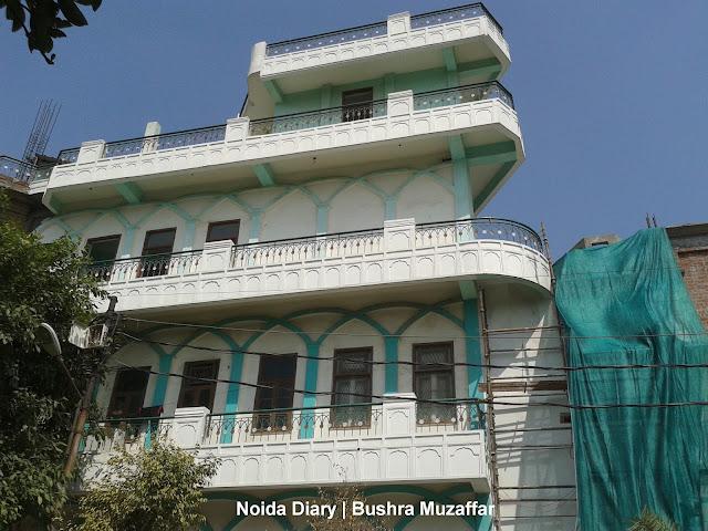 Nithari-Sector 31 Masjid in Noida