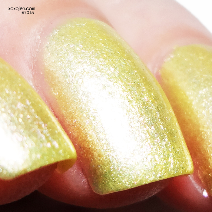 xoxoJen's swatch of 1850: Luscious Lemonade