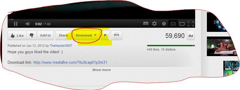 Easy YouTube Video Downloader For Google Chrome - vishnuparam007