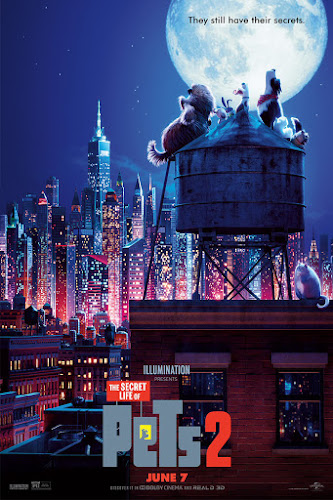 The Secret Life of Pets 2 (Web-DL 720p Dual Latino / Ingles) (2019)