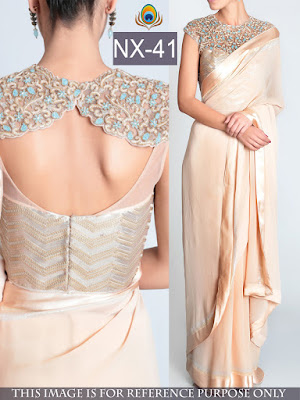 Amazing Designer Collection Of Bollywood  Sarees Online