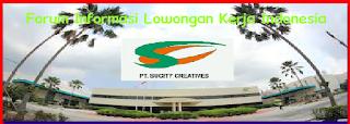 Loker Terbaru MM2100 Bekasi PT Sugity Creatives Indonesia