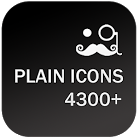 PLAIN ICONS APEX NOVA ADW GO 4.3.0 full apk
