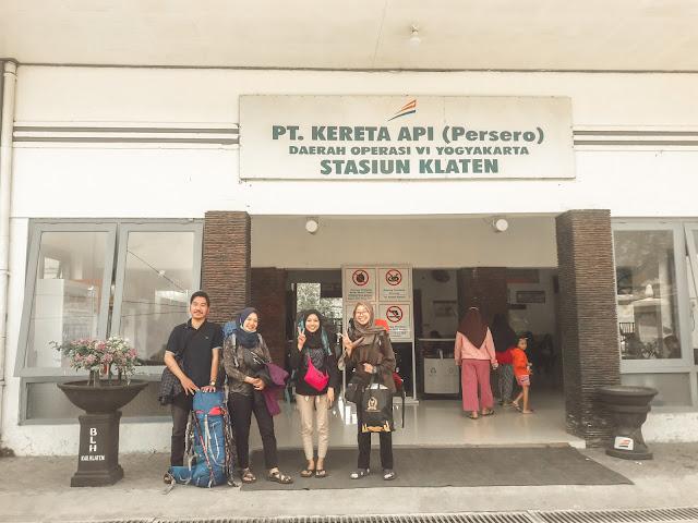 stasiun klaten