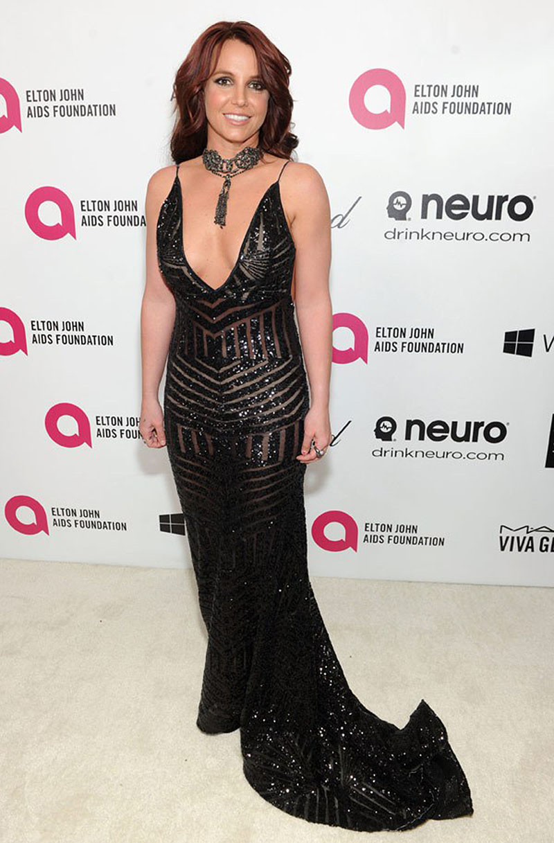 30 Most Stunning & 10 Ugliest Oscar After Party Dresses