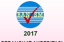 Download Instrumen dan Perangkat Akreditasi SD-MI 2017
