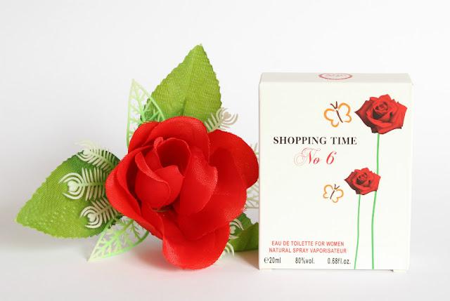 Aquarius Cosmetic Perfume Toilette floral