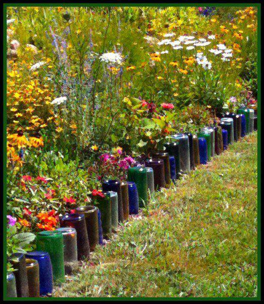 Artesanato E Reciclagem Lado A Lado: Jardinagem Com Reciclagem