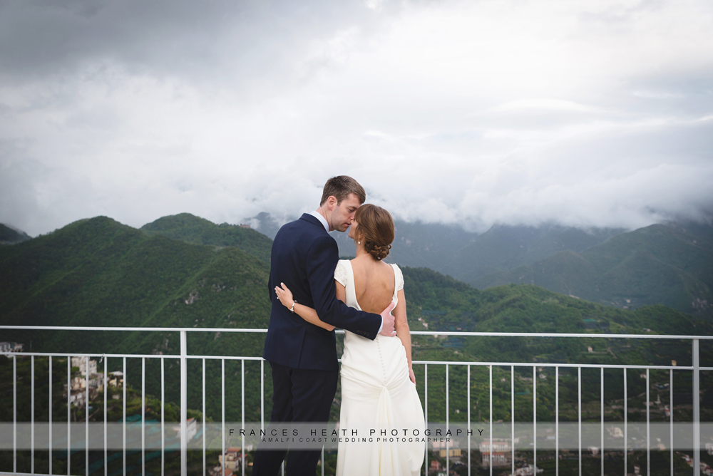 Intimate Ravello wedding