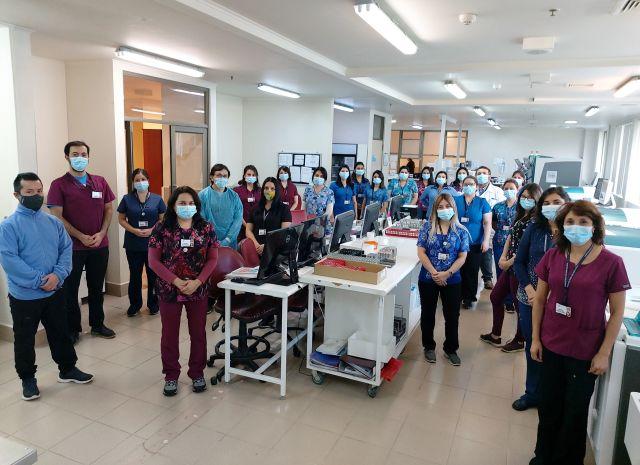 Hospital Osorno: Donación de Órganos en Tiempos de Pandemia