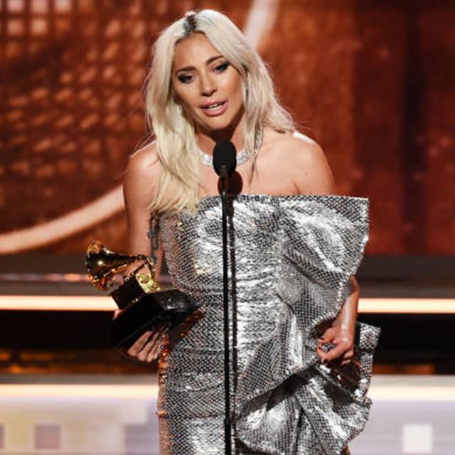 Lady Gaga Wins Big at 61st Grammy Awards
