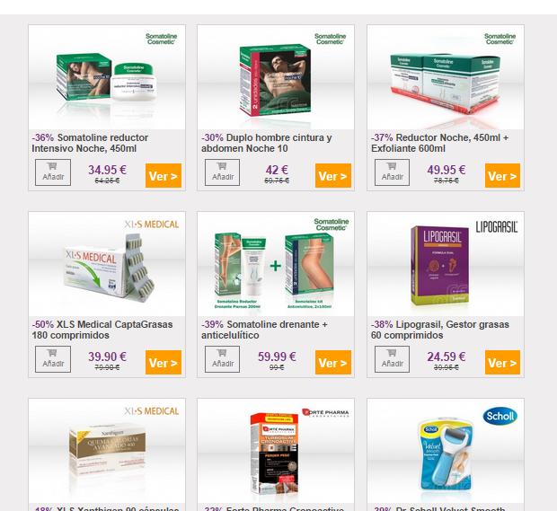 ofertas somatoline cosmetic