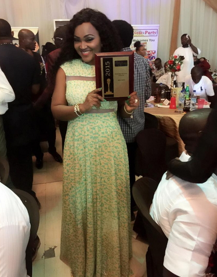 mercy aigbe city people awards