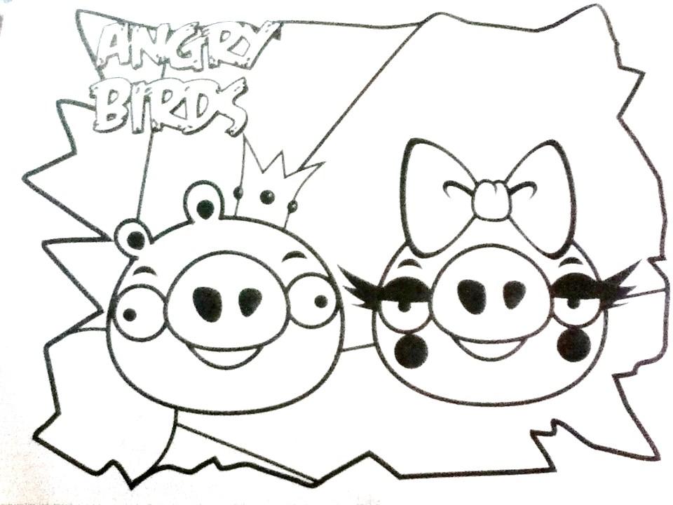 Desenhos Para Imprimir Do Angry Birds: CARIOCASABIONDO: ANGRY BIRDS PARA COLOREAR