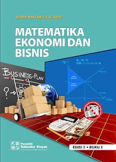 Matematika Ekonomi Dan Bisnis 2, E3