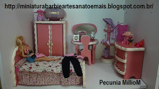 quarto da barbie por pecunia milliom