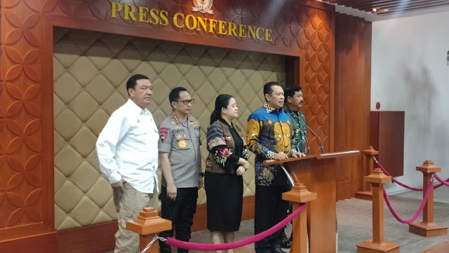 MPR: Pengamanan Diperketat Mulai Dari Keberangkatan Presiden-Wapres