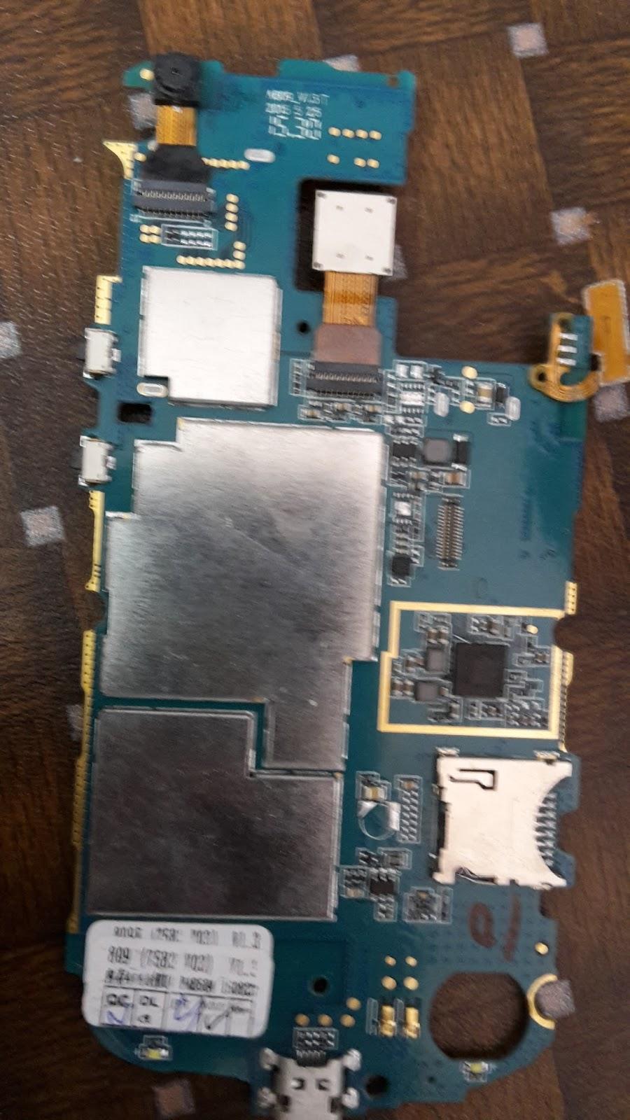 SAMSUNG S7582 MT6572 NAND 4 4 2 DEAD FIX, LCD FIX, SP FLASH