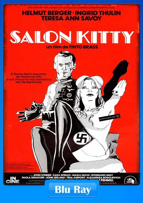 [18+] Salon Kitty 1976 480p BRRip 400MB x264 Poster