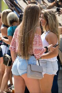 chicas piernas sexys shorts
