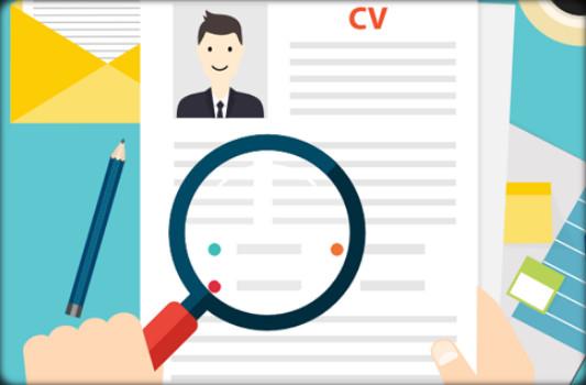 كيفية عمل cv باللغة الانجليزية والعربية cv maker