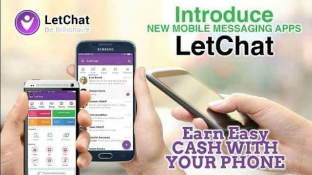 Aplikasi LetChat Kini Hadir di Indonesia