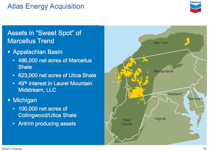 Oil and Gas - Mergers and Acquisition Review: Chevron