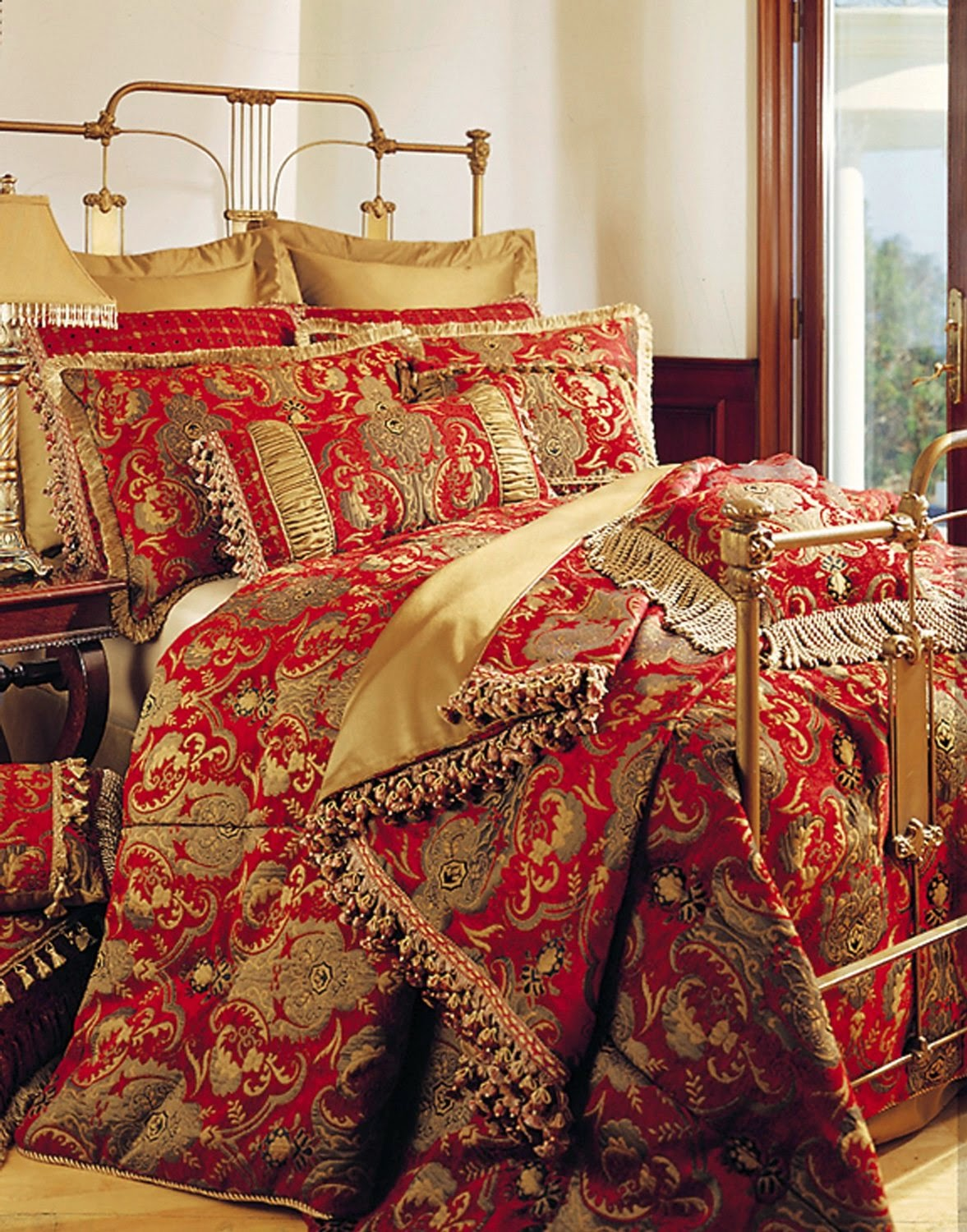 Bedroom Decor Ideas And Designs Top Ten Oriental Bedding Sets - Chinese dragon comforter set