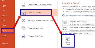 Tutorial lengkap Cara Memotong Video dan lagu Menggunakan PowerPoint