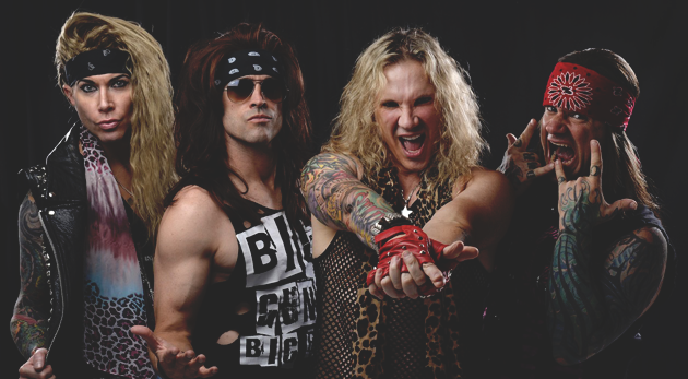 steel panther 2017