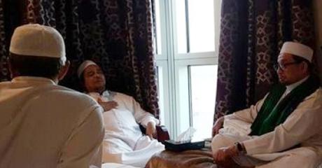PKS Akui Godok Usulan Pencapresan Habib Rizieq Shihab di Pilpres 2019