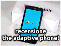 Recensione - the adaptive phone!