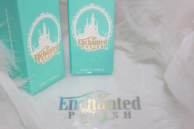 vernis enchanted polish