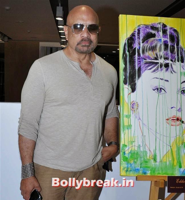 Nawaz Modi Solo Art Exhibition, Raveena Tandon, Nita Ambani at Nawaz Modi Solo Art Exhibition
