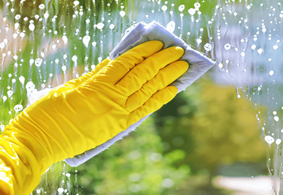 Econômico-limpa-vidros