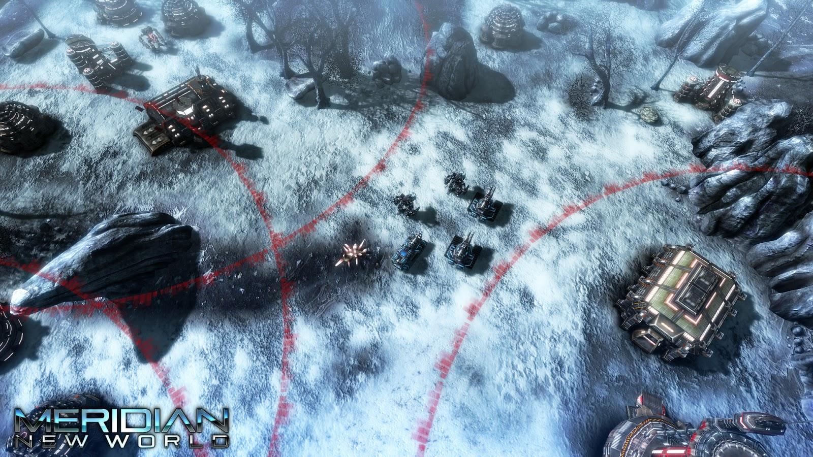 Meridian New World Games Screenshots