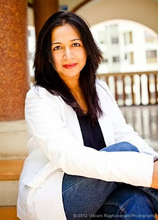 Author Kiran Manral