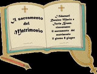 Anniversario Matrimonio Religioso.Velo E Bouquet Rito Religioso Documenti E Burocrazia