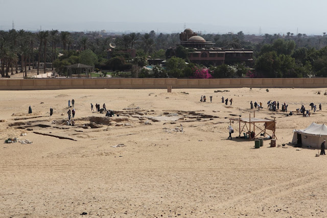 Temple of Ramses II discovered in Luxor