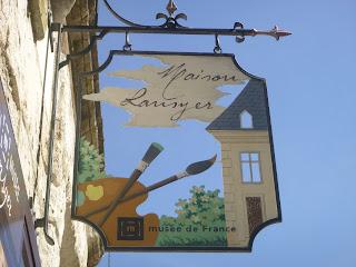 exposition Rome Venise Visite Maison Musée Lansyer Loches Canaletto Piranese cité royale