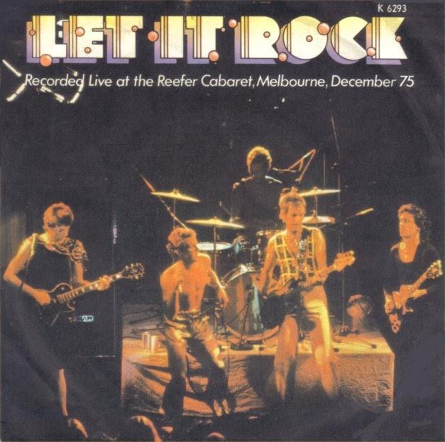 Rock On Vinyl W O C K On Vinyl Let It Rock Skyhooks