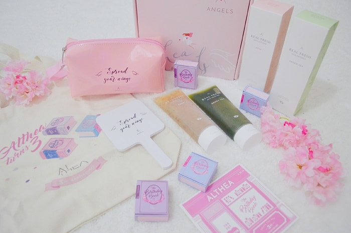 Althea Korea, korean beauty, Kbeauty