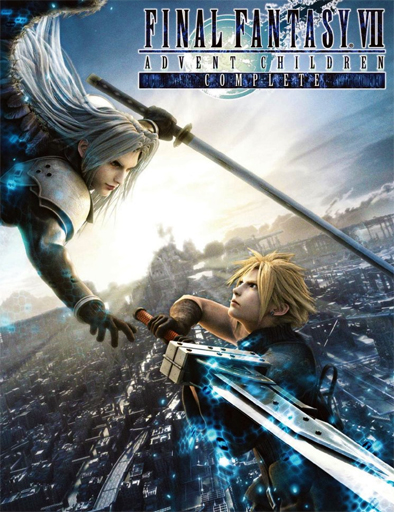 Ver Final Fantasy VII: Advent Children (2005) Online