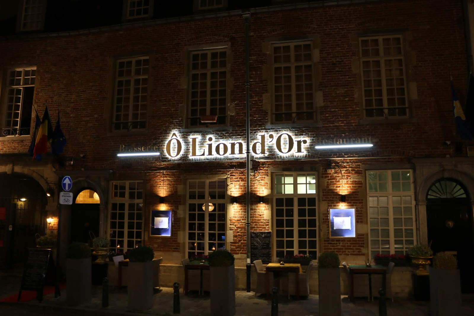 Brasserie Ô Lion d'Or Brussels