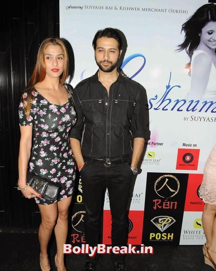 Shilpa Saklani, Apurva Agnihotri, 'Khushnuma' Album Launch Pics