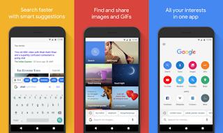 google go lite search app