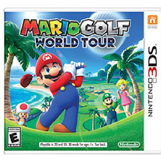 Mario Golf World Tour 3DS CIA USA