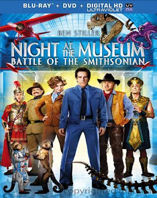 Una Noche En El Museo 2 (2009) Full 1080P Latino